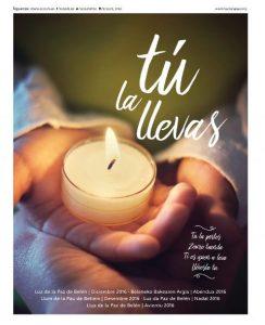 Luz de la Paz de Belen @ Parroquia Nuestra Señora de la Asuncion | Almodóvar del Campo | Castilla-La Mancha | España