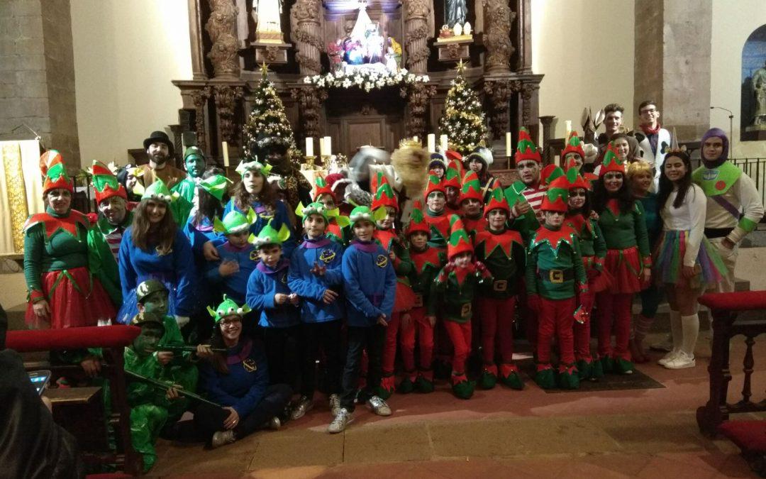 Cabalgada de Reyes