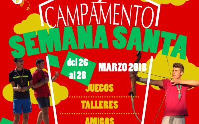 Campamento Semana Santa 2018